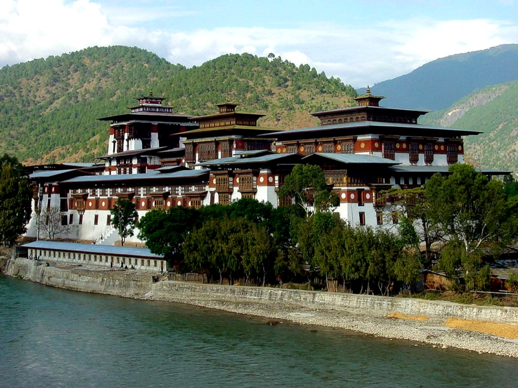1001 Places I'd Like to visit before I die #18 - Bhutan 4